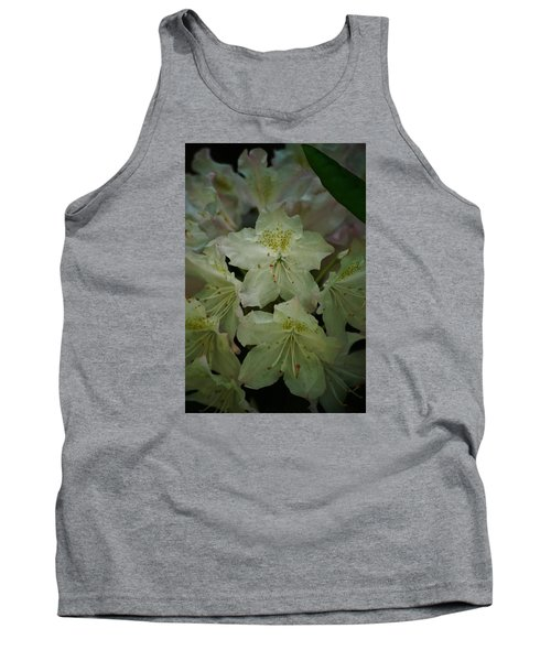 Tank Top featuring the photograph Speckled In Gold by Ramona Whiteaker