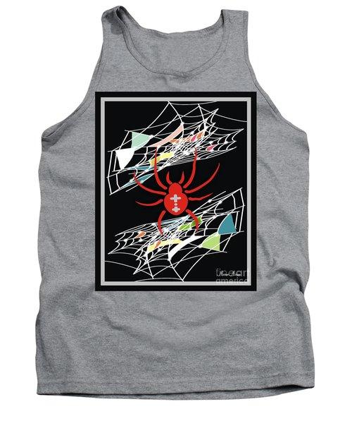 Spider Net - Inter Net Tank Top