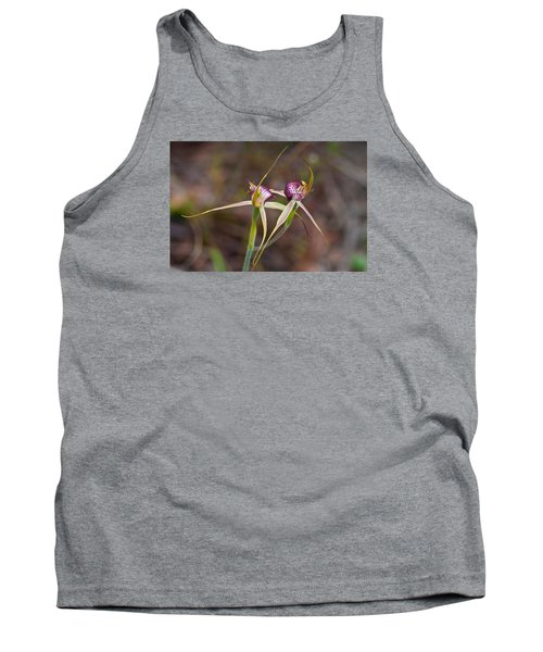 Spider Orchid Australia Tank Top