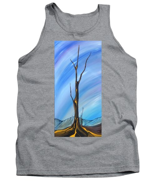 Spike Tank Top by Pat Purdy