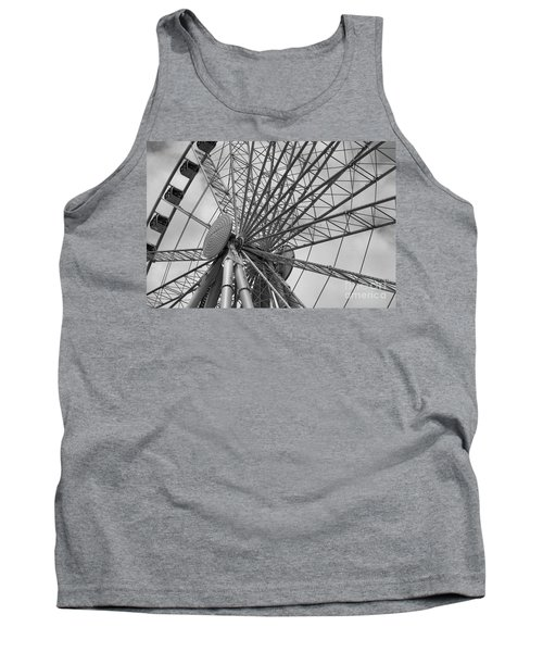 Spining Wheel  Tank Top