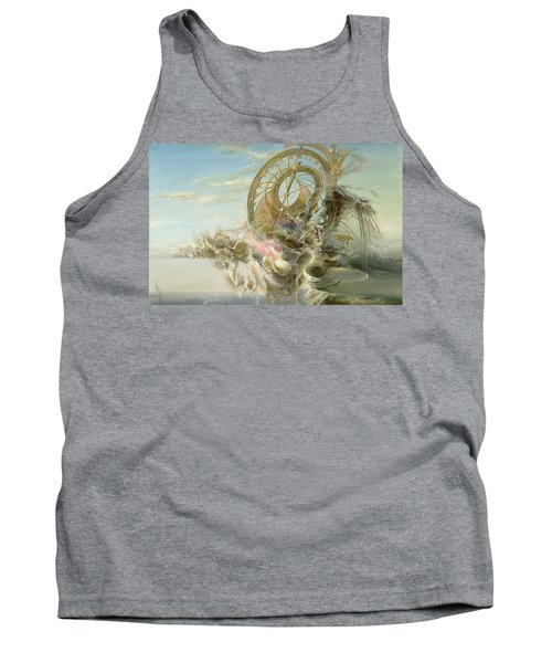 Spiral Of Time Tank Top