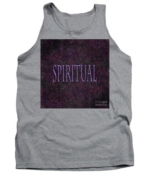 Spiritual Tank Top