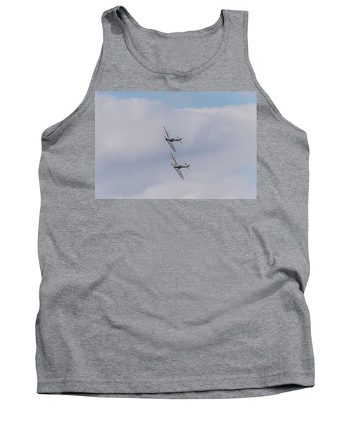 Spitfire Formation Pair Tank Top