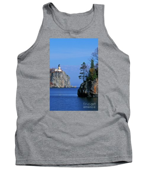 Split Rock Lighthouse - Fs000120 Tank Top