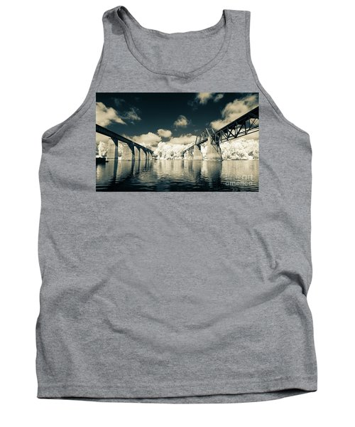 Congaree Trestles Cayce, Sc Tank Top