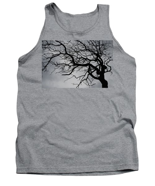 Spooky Tree Tank Top