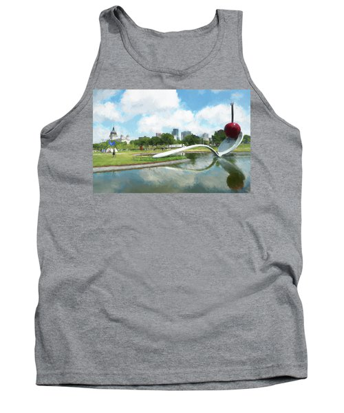 Spoon And Cherry Tank Top