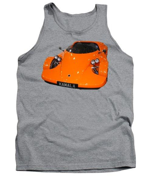 Sports Car Tank Top