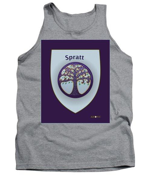 Spratt Family Crest Tank Top