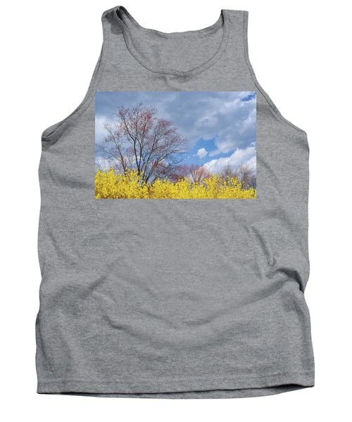Tank Top featuring the photograph Spring 2017 by Bill Wakeley