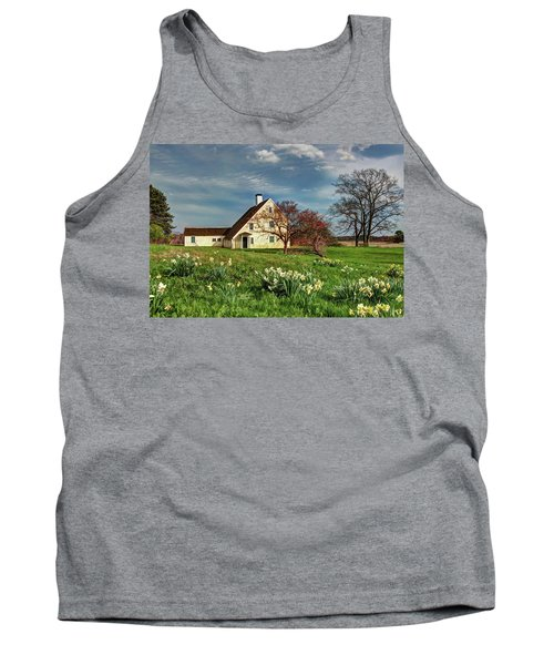 Spring At The Paine House Tank Top