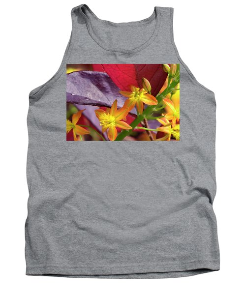 Spring Blossoms 2 Tank Top by Stephen Anderson