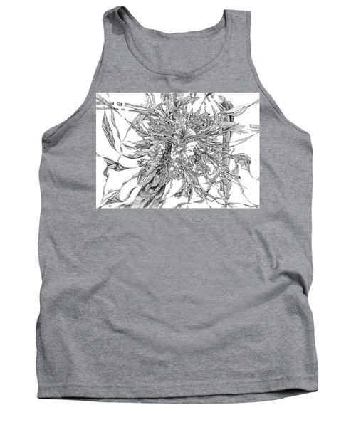 Spring Burst Tank Top by Charles Cater