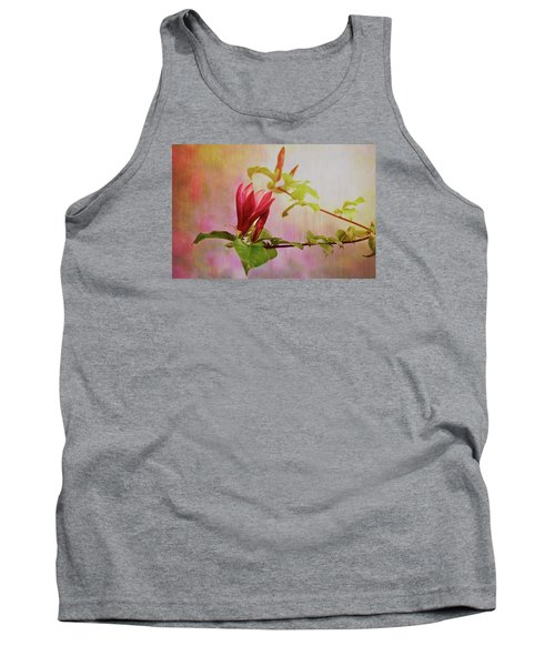 Spring Flare Tank Top