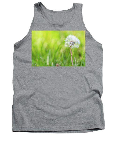 Spring Growth Tank Top