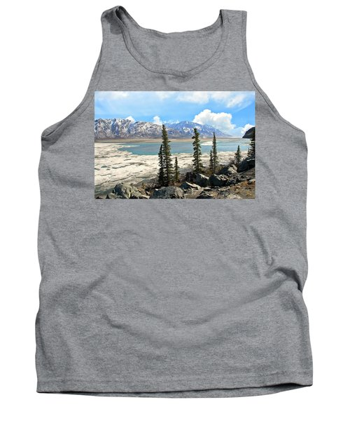 Spring In The Wrangell Mountains Tank Top