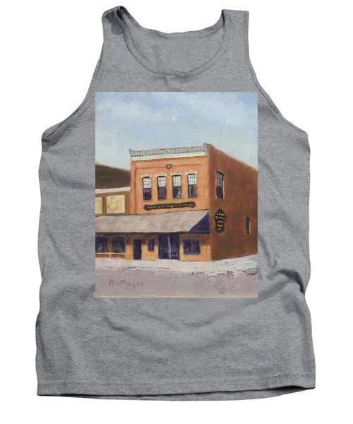 Spring Morning Downtown Tank Top