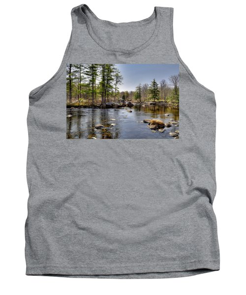 Tank Top featuring the photograph Spring Near Moose River Road by David Patterson