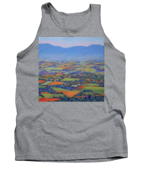 Spring Patchwork 2 Tank Top