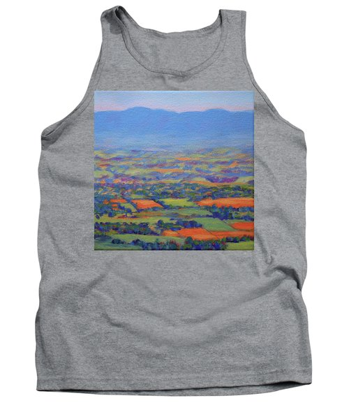 Spring Patchwork 3 Tank Top