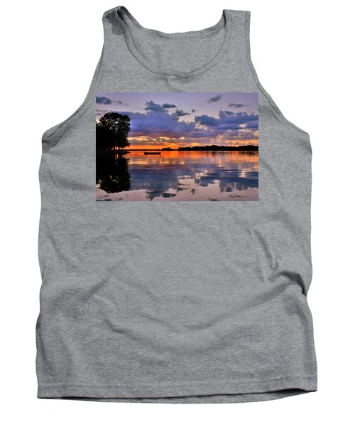 Spring Reflections Tank Top