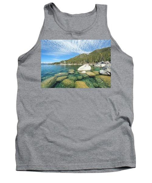 Spring Shores  Tank Top