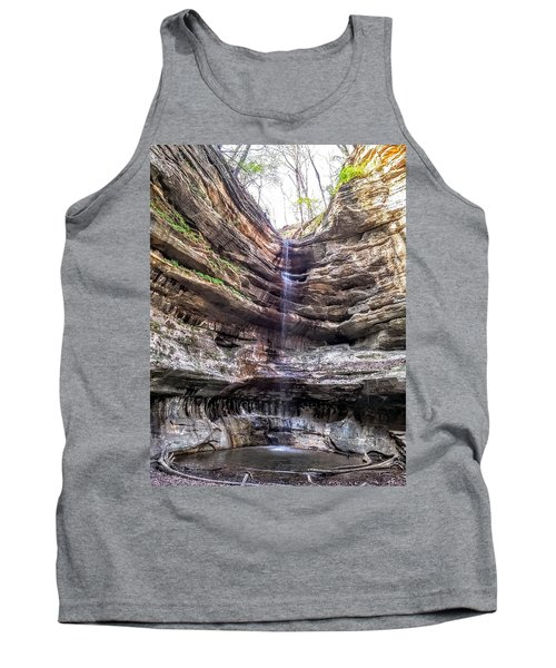 Spring Trickling In Tank Top
