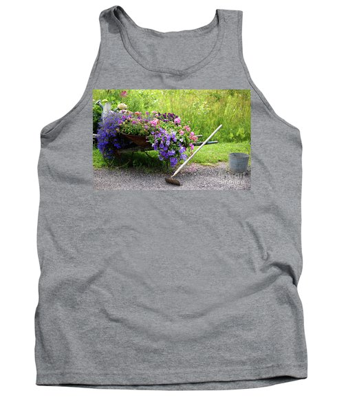 Springtime Tank Top