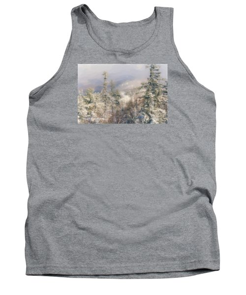 Spruce Peak Summit At Sunday River Tank Top
