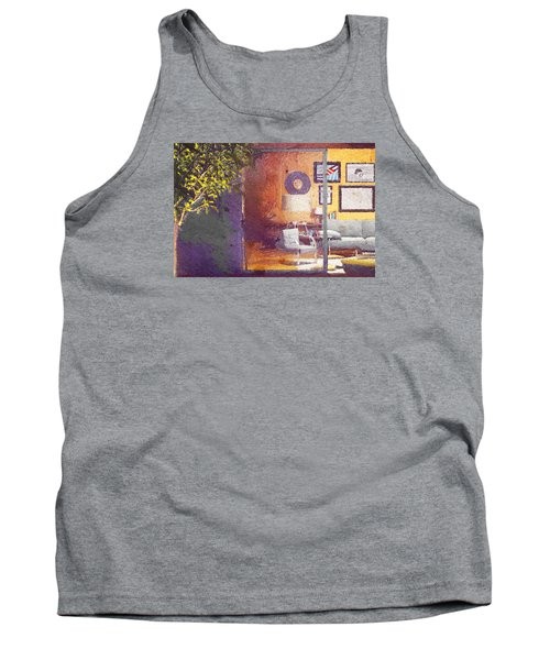 Spying Your Room Tank Top