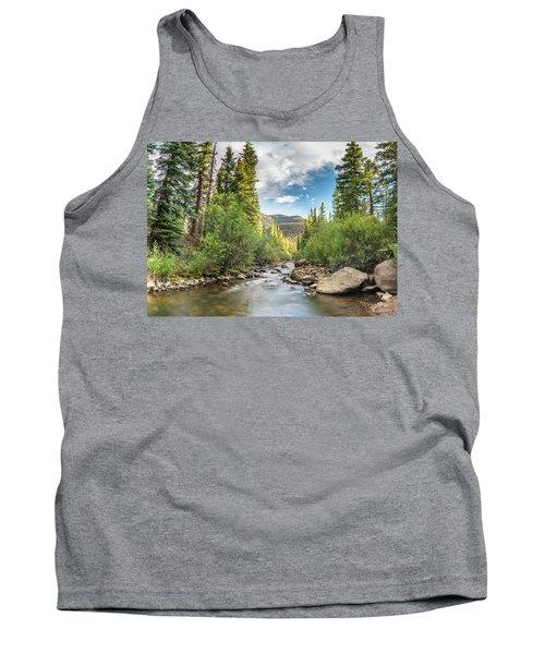 Squaw Creek, Colorado Tank Top