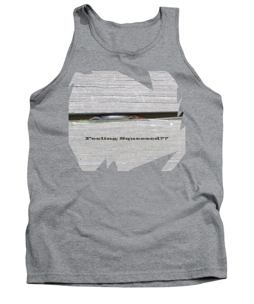 Squeezed Tank Top