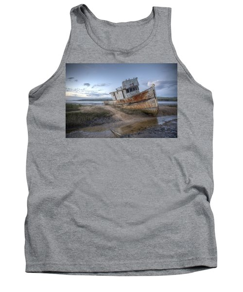 Ss Point Reyes In Inverness Before Demolition Tank Top