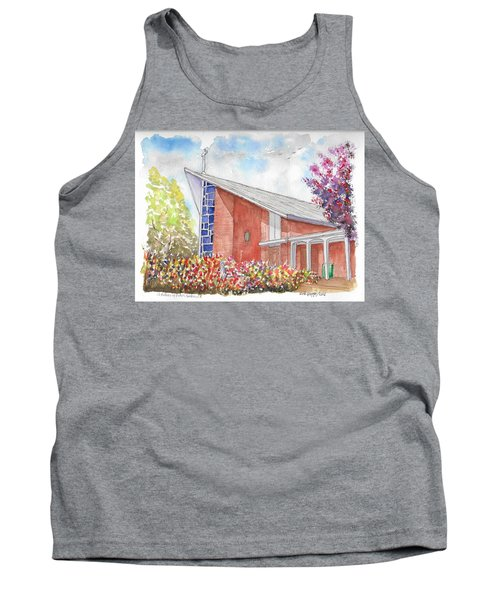 St. Anthony Of Padua Catholic Church, Gardena, California Tank Top