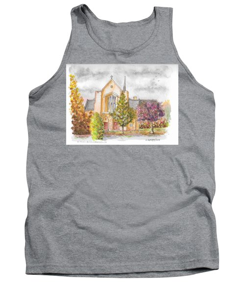 St. Charles Borromeo Catholic Church, Bloomington, Indiana Tank Top