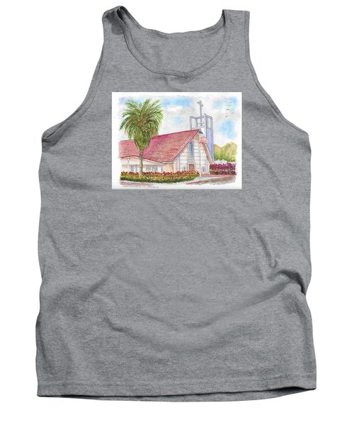 St. Charles Catholic Church, San Diego, California Tank Top
