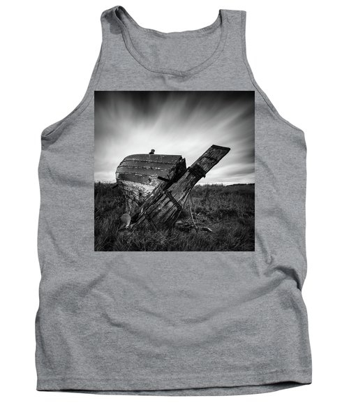 St Cyrus Wreck Tank Top