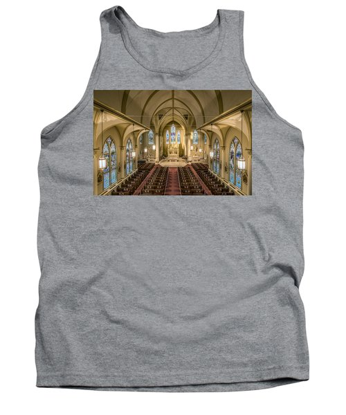 St. Francis Xavier Cathedral Tank Top
