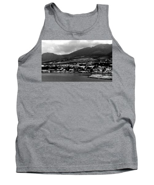 St. Kitts Beautiful Caribbean Island  Tank Top