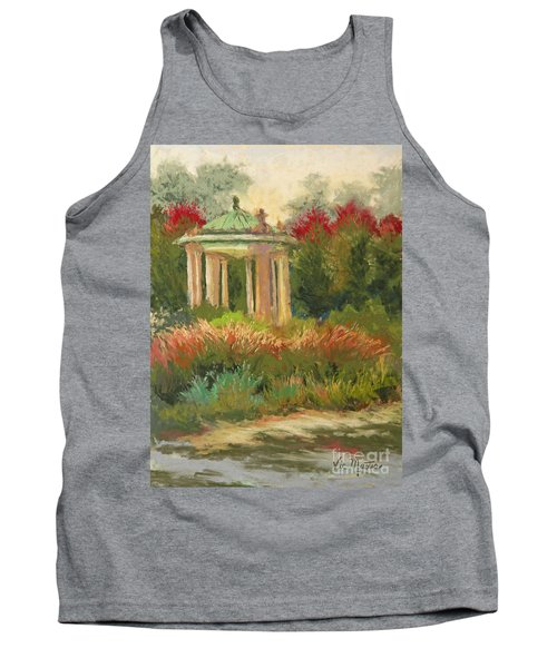 St. Louis Muny Bandstand Tank Top