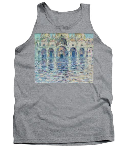 st-Marco square- Venice Tank Top