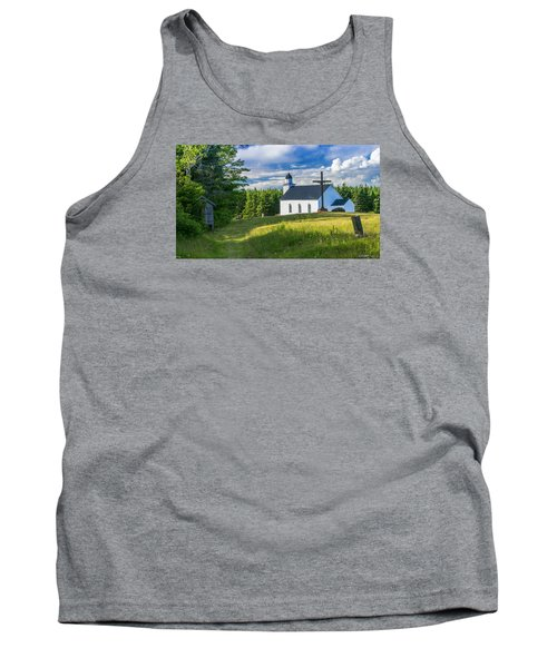 St. Margaret's Of Scotland Tank Top