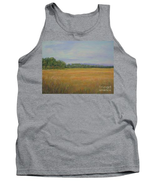 St. Marks Refuge I - Autumn Tank Top