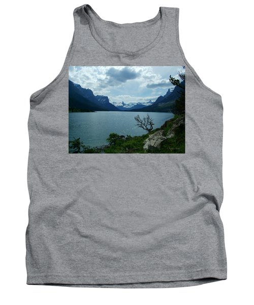 St Mary Lake, Incoming Storm Tank Top