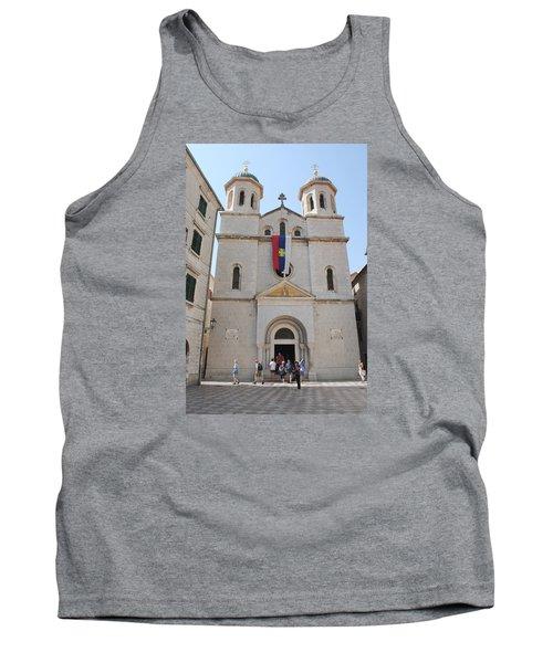 St Nicholas Kotor Tank Top