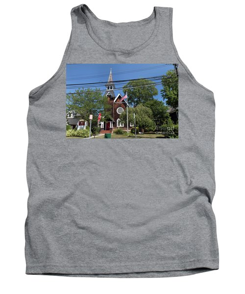 St Pauls Episcopal Church Patchogue Tank Top