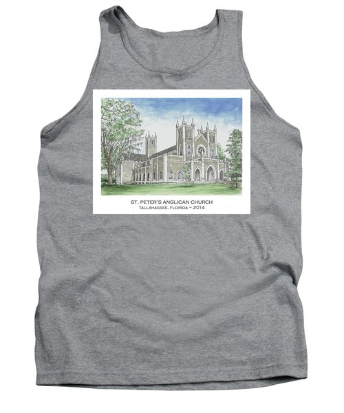 St. Peter's Anglican Church Tank Top