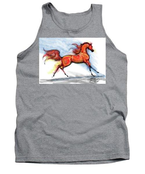 Staceys Arabian Horse Tank Top