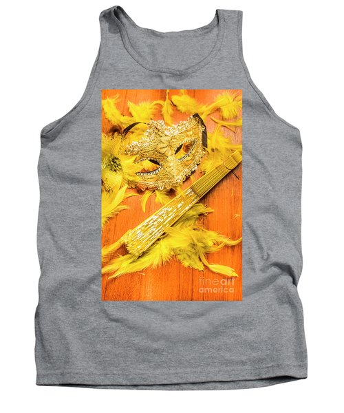 Stage And Dance Still Life Tank Top